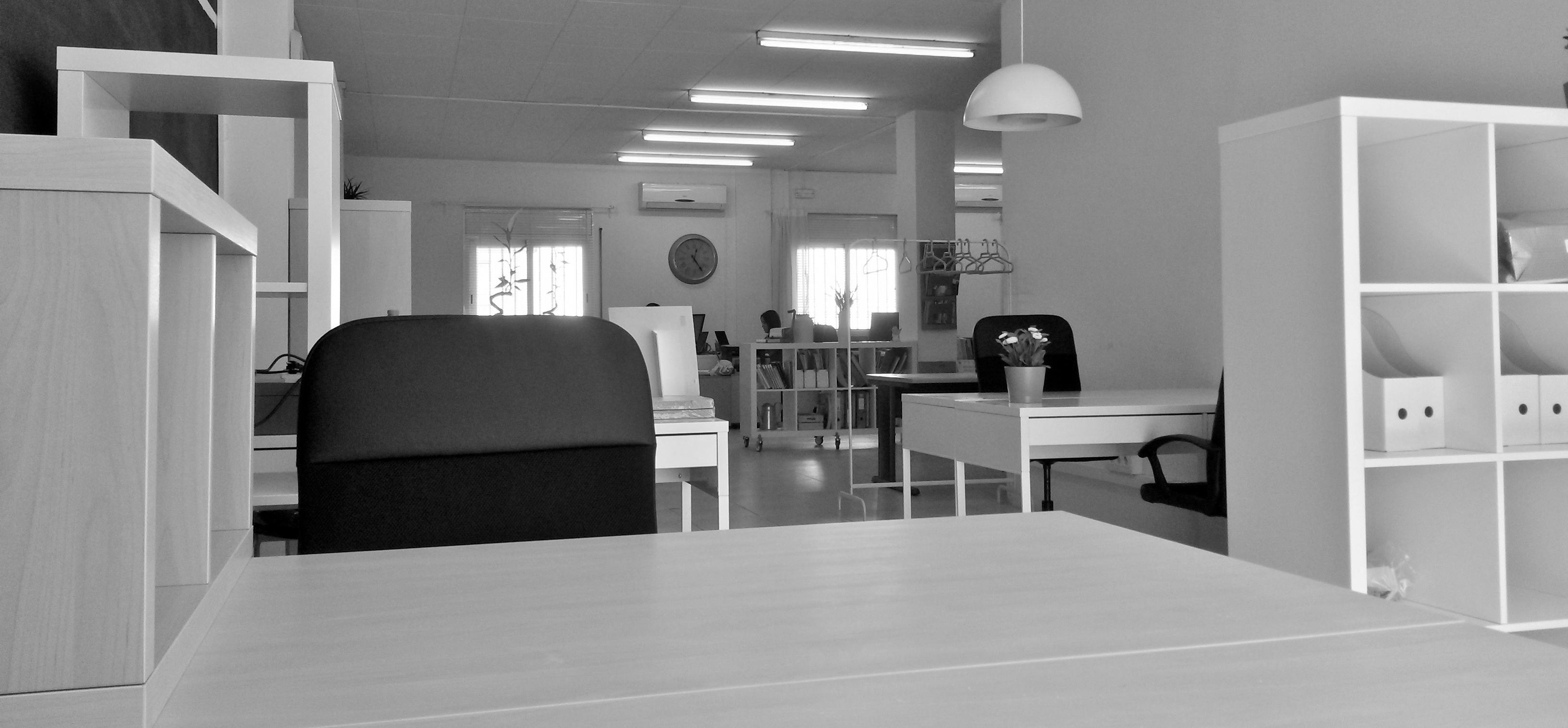Nou espai d'oficines en el Centre de Negocis Mollet Coworking